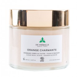 ORANGE CHARMANTE | Gommage corps au sucre Orange & Néroli